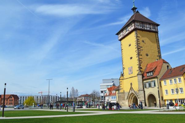 Druckerei In Reutlingen Bei Tübingen In Baden Württemberg