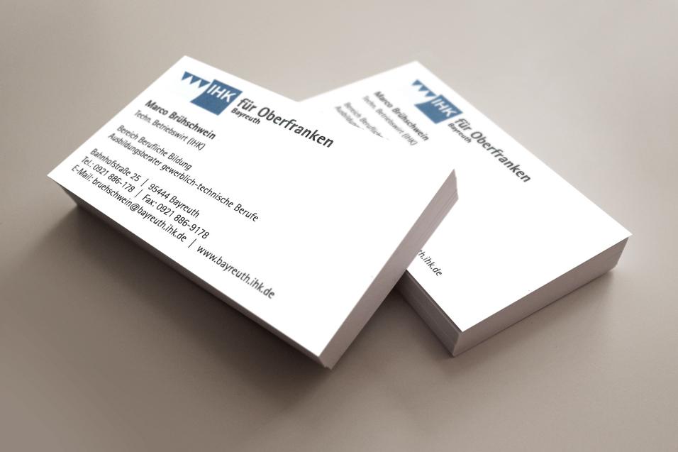 Ihk Bayreuth Druckprofi Offsetdruck Digitaldruck